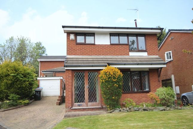 Thumbnail Detached house for sale in Foxglove Court, Shawclough, Rochdale