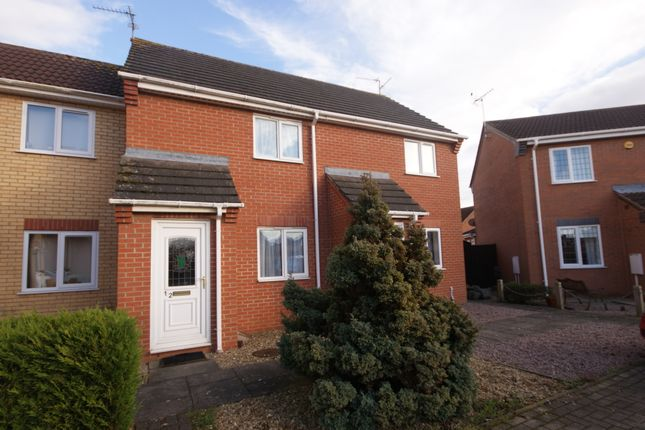 Thumbnail Semi-detached house to rent in Annette Close, Spalding