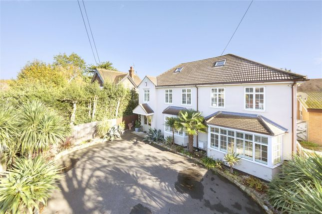 Thumbnail Detached house for sale in Brentwood Road, Gidea Park