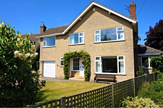 Thumbnail Detached house for sale in Midway Avenue, York