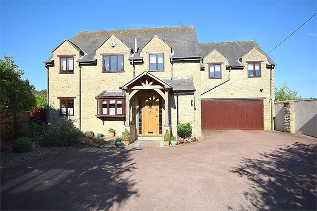 Thumbnail Detached house for sale in The Green, Roade, Northampton