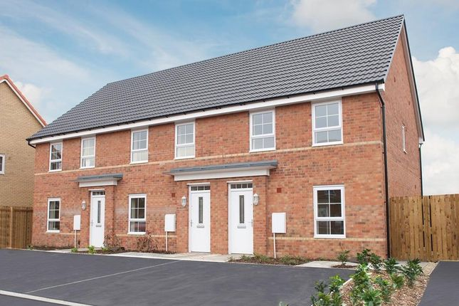 """Thumbnail End terrace house for sale in """"Maidstone"""" at Ponds Court Business, Genesis Way, Consett"""