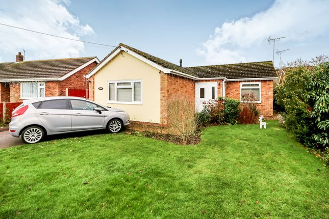 Thumbnail Detached bungalow for sale in Back Lane East, Great Bromley, Colchester