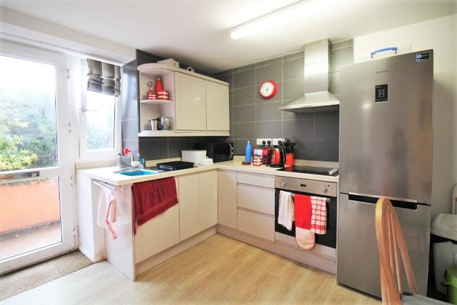 Thumbnail Flat to rent in Baring Terrace, Exeter