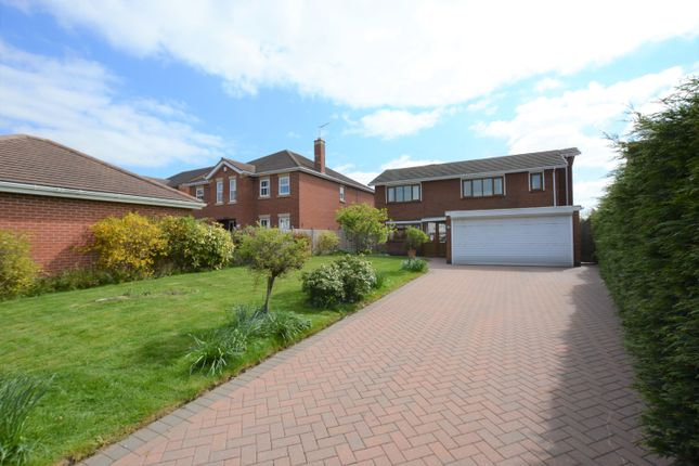 Thumbnail Detached house for sale in High Street, Polesworth, Tamworth