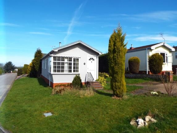 Thumbnail Mobile/park home for sale in The Pines Homes Park, Huntington, Cannock