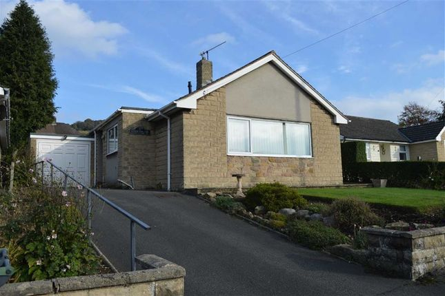 Thumbnail Detached bungalow for sale in Stoneleigh, 5, Carlton Avenue, Darley Dale Matlock, Derbyshire