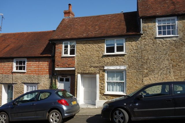 Thumbnail Cottage to rent in Bernard Herridge Court, High Street, Wincanton
