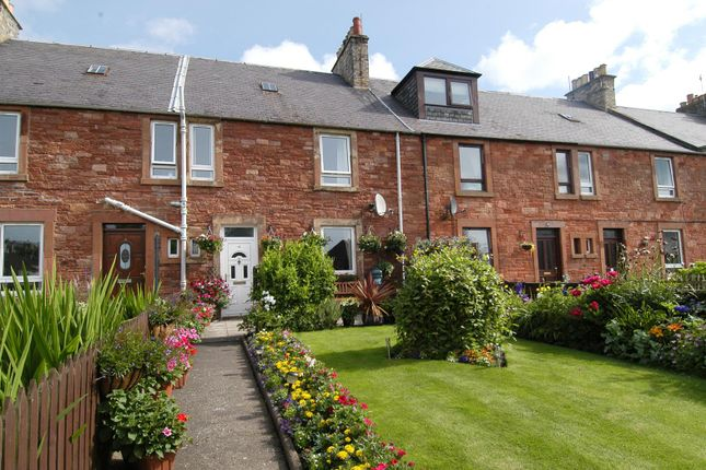 Thumbnail Terraced house for sale in Sprouston Cottages, Newtown St. Boswells, Melrose