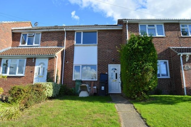 Thumbnail Terraced house to rent in Chilton Way, Hungerford