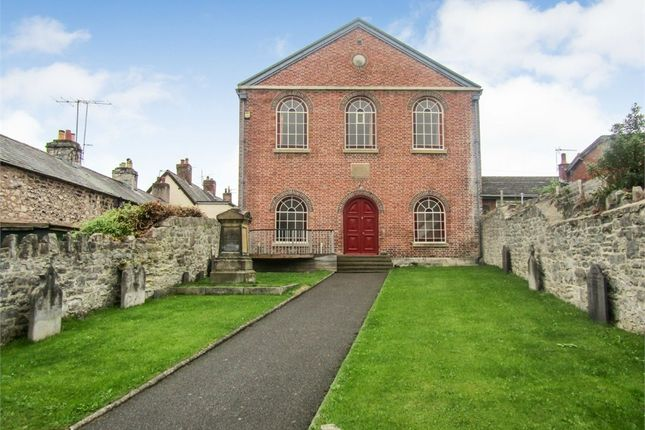 Thumbnail Detached house for sale in Henllan Street, Denbigh