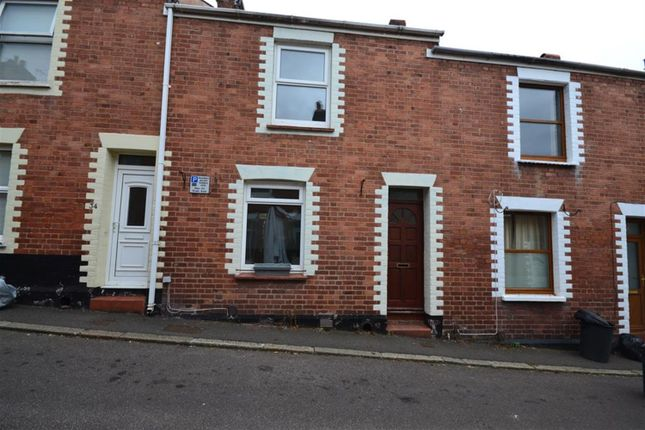 Thumbnail Terraced house to rent in Regent Square, Heavitree, Exeter