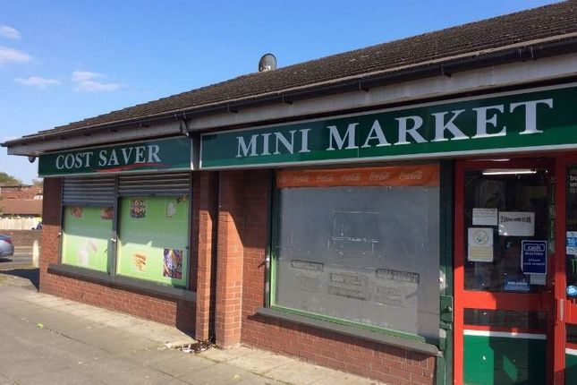 Retail premises for sale in 281-283 Lever Street, Bolton