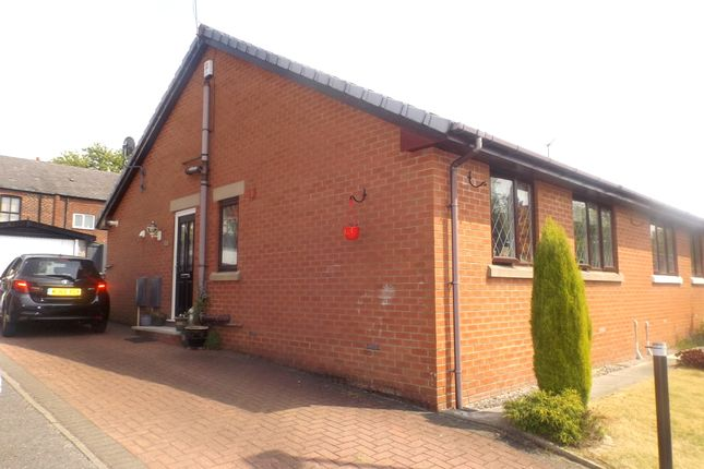 Thumbnail Semi-detached bungalow for sale in Bayley Close, Hyde