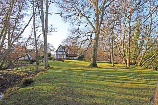4 bed detached house for sale in Mill Lane, Brockenhurst