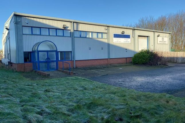 Thumbnail Light industrial for sale in All Saints Industrial Estate, Darlington Road, Shildon