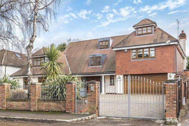 Thumbnail Detached house for sale in Hill Brow, Bromley
