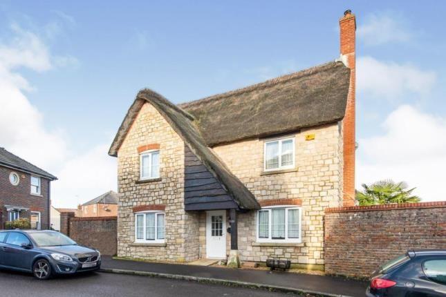 Thumbnail Detached house for sale in Crossways, Dorchester, Dorset