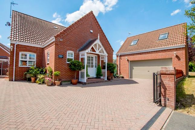 Thumbnail Detached house for sale in Retford Road, Blyth, Worksop
