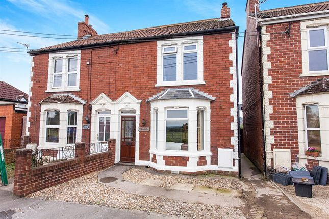 Semi-detached house for sale in The Ham, Westbury