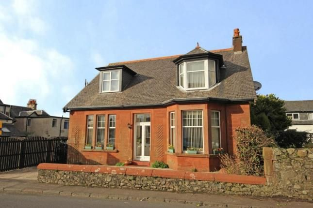 Thumbnail Detached house for sale in Gogoside Road, Largs, North Ayrshire