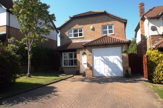 Thumbnail Detached house for sale in The Maltings, Wingate