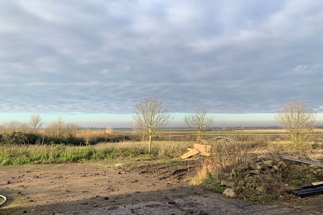 Thumbnail Land for sale in Main Street, Coveney, Ely