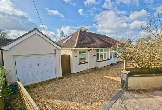 Thumbnail Detached house for sale in West Harptree Road, East Harptree, Bristol