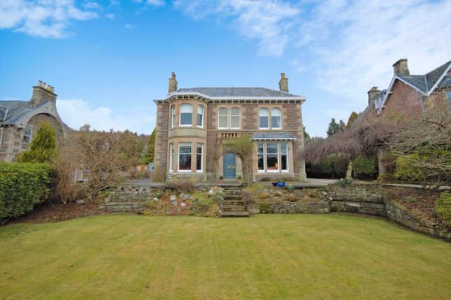 Thumbnail Detached house for sale in Victoria Terrace, Crieff