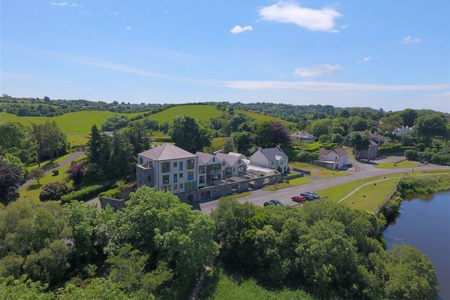 Thumbnail Terraced bungalow for sale in 1, Quoile Quay, Downpatrick
