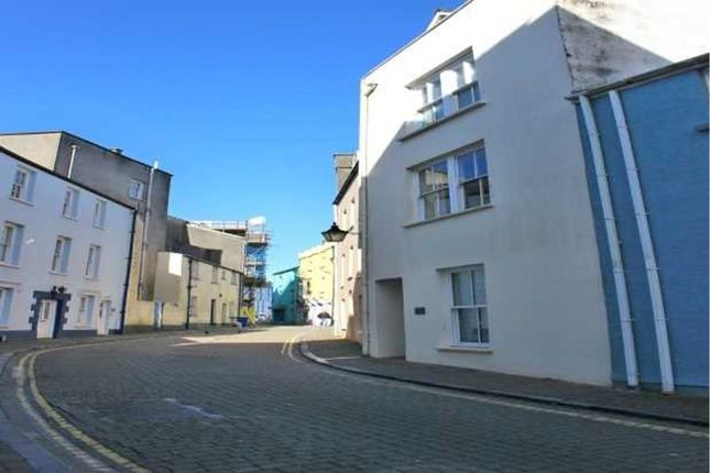Thumbnail Studio to rent in 5-6 Crackwell Street, Tenby
