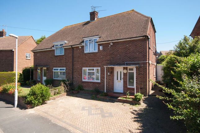 3 bed semi-detached house for sale in Coronation Crescent, Margate