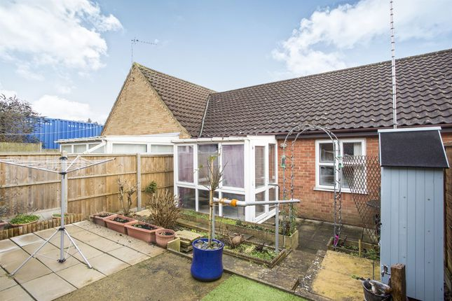 Thumbnail Terraced bungalow for sale in Northwell Place, Northwell Pool Road, Swaffham