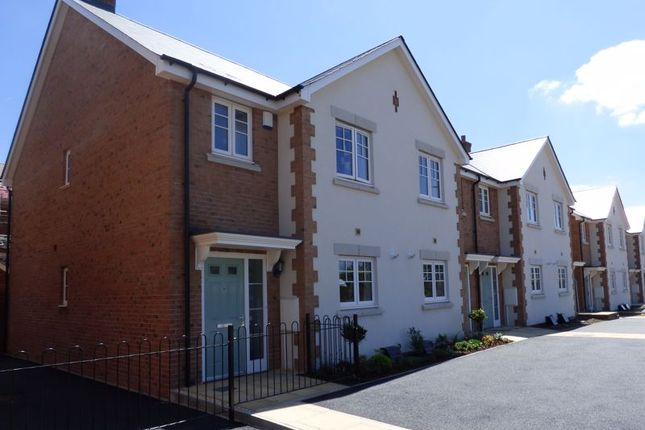 Thumbnail Terraced house for sale in Earls Park, Bristol Road, Gloucester