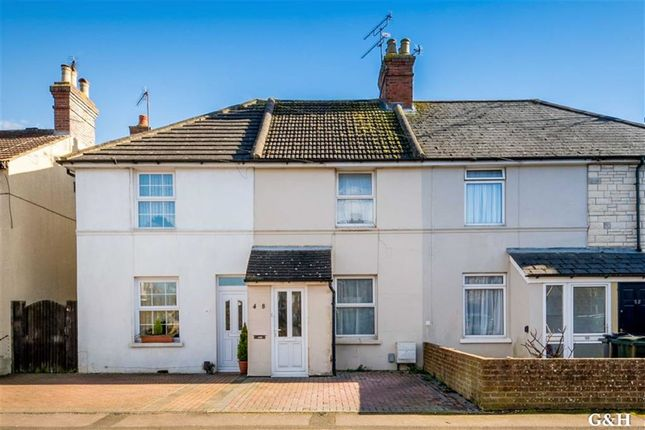 Thumbnail Terraced house for sale in Albemarle Road, Willesborough, Ashford