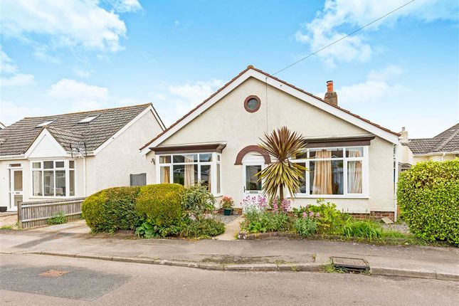 Thumbnail Detached bungalow for sale in Oval Gardens, Alverstoke, Gosport