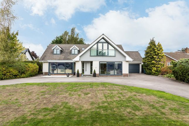 Thumbnail Detached house for sale in The Leys, Normanton-On-The-Wolds, Keyworth, Nottingham