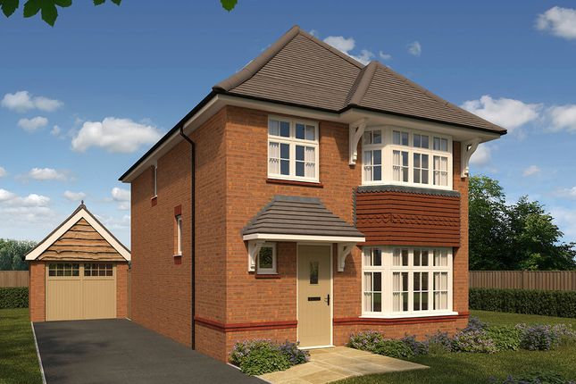 """Thumbnail Detached house for sale in """"Stratford"""" at Quinton Road, Sittingbourne"""