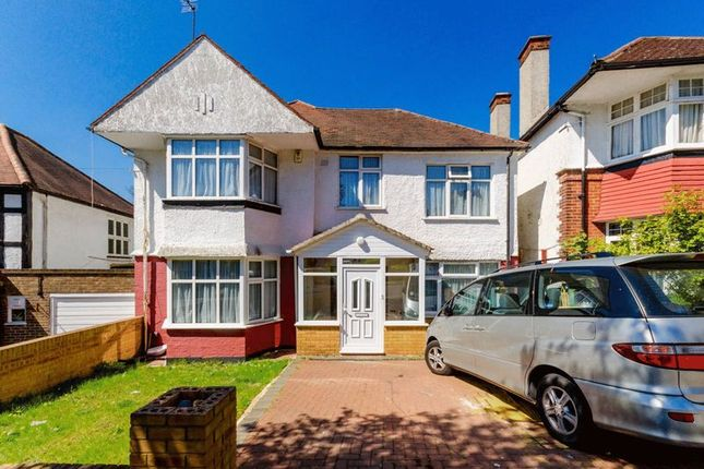 Thumbnail Detached house for sale in Corringham Road, Wembley