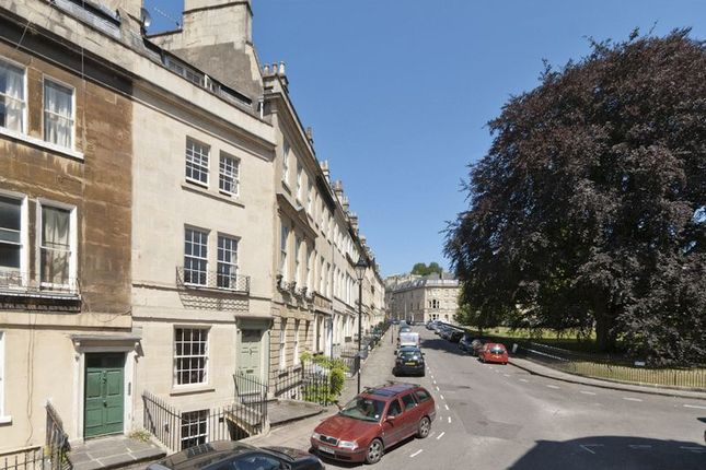 Thumbnail Terraced house to rent in Marlborough Street, Bath
