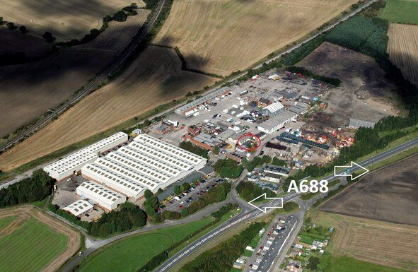 Thumbnail Industrial to let in Tursdale Business Park, Tursdale, Co. Durham