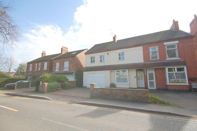 Thumbnail Semi-detached house for sale in Rope Lane, Shavington, Crewe