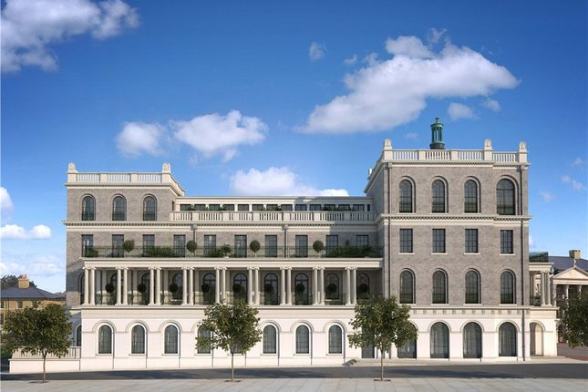 Thumbnail Flat for sale in Apartment 1 Royal Pavilion, Pavilion Green, Poundbury, Dorset