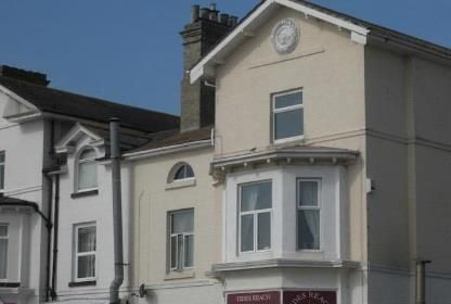 Thumbnail Flat to rent in Esplanade, Lowestoft