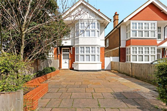 Thumbnail Semi-detached house for sale in South Parade, London