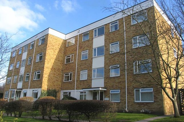 Thumbnail Flat to rent in Merlin Court, The Cloisters, Frimley
