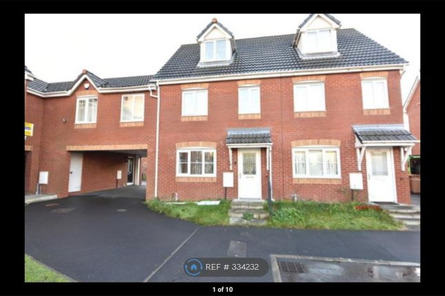 Thumbnail Semi-detached house to rent in Chandlers Way, Sutton Manor, St. Helens