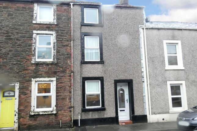 4 bed terraced house for sale in 30 Dalzell Street, Moor Row, Cumbria CA24