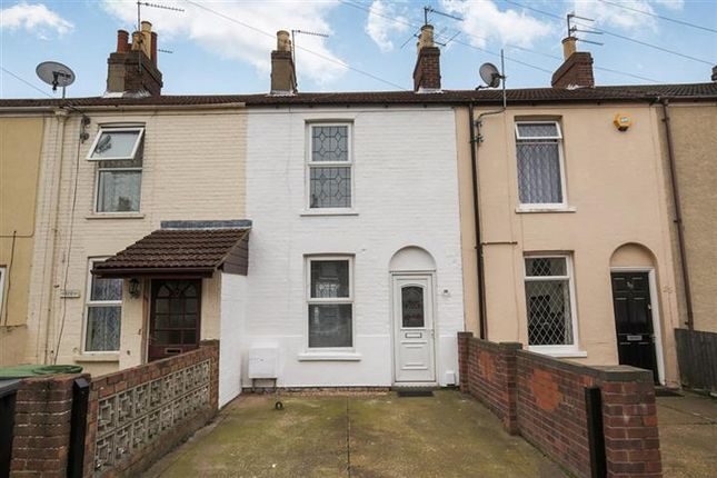 Thumbnail Terraced house to rent in Tottenham Street, Great Yarmouth