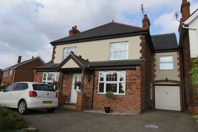 Thumbnail Detached house for sale in Burton Road, Midway, Swadlincote, Derbyshire